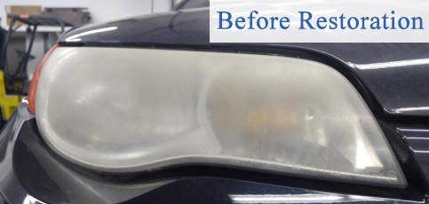 before-headlight-restoration